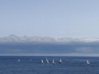Los 120 tripulantes de la ruta jacobea por mar 'Navega el camino' alcanzan este sábado Asturias