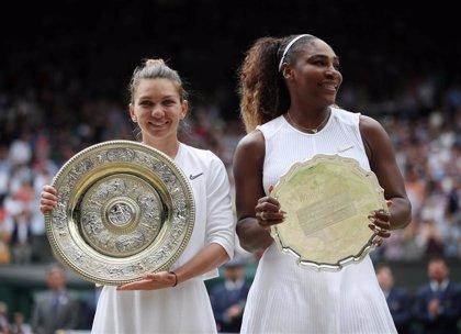 Halep se impone a Serena Williams y conquista Wimbledon