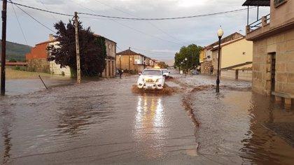 Siete provincias se encuentran este domingo en riesgo de lluvias y tormentas