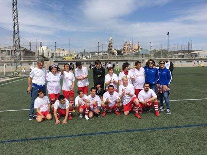 Finaliza la primera temporada del Programa 'Integra Esport' para personas con diversidad funcional