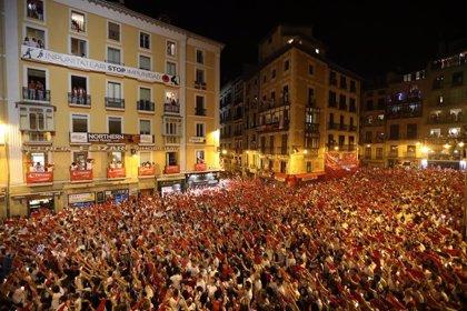 Pamplona despide este domingo las fiestas de San Fermín cantado el 'Pobre de Mí'