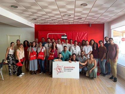 Juventudes Socialistas de Cádiz celebra un comité provincial para sumar militantes a la organización