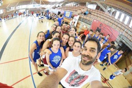 El Campus Calderón 2019 pone fin a una semana de convivencia con partidos y concursos de habilidad y tiro