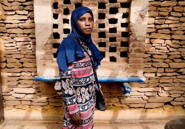 Mujeres de Sudán