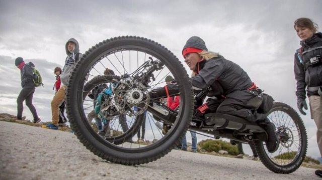 Gema Hassen-Bey ascenderá el Kilimanjaro en silla de ruedas