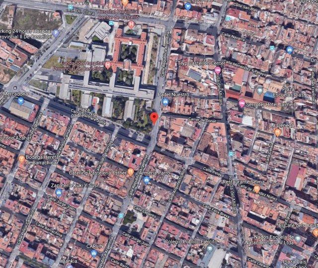 Calle República Argentida de Castelló
