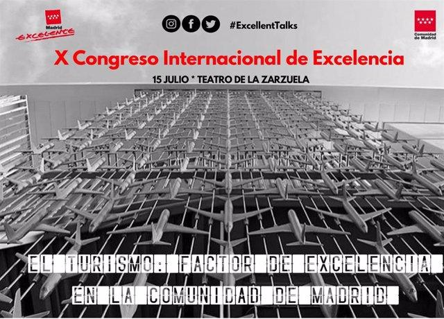 Logo del Congreso Internacional de Excelencia