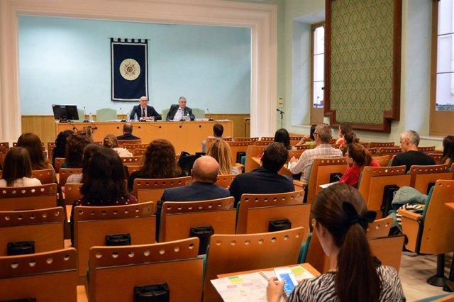 Curso en la UNED Almería