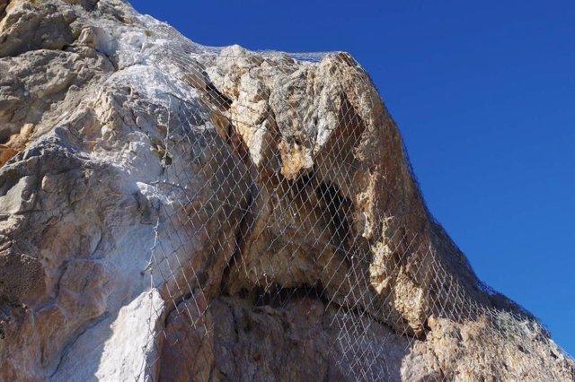Barreras dinámicas para la consolidación de las laderas
