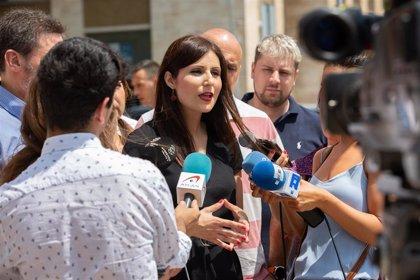 """Roldán (Cs), sobre el juicio oral a Torra por """"desobediencia"""": """"Es intolerable ver cómo desprestigia las instituciones"""""""
