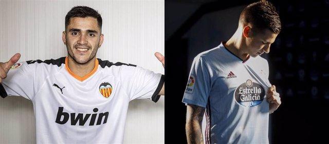 El Valencia ficha a Maxi Gómez y Santi Mina regresa al RC Celta
