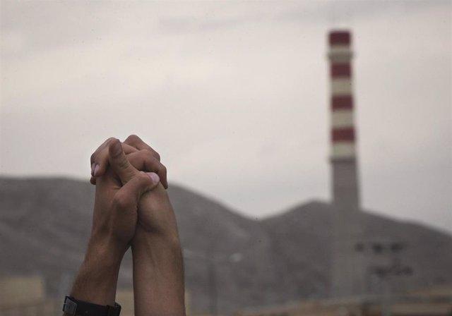 Acuerdo nuclear en Irán