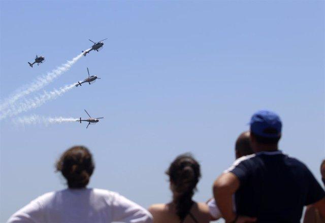 IV Festival Aéreo de Torre del Mar