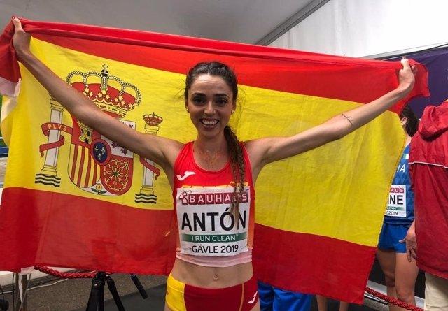 Sánchez-Valladares y Celia Antón cierran con dos bronces el Europeo Sub-23 de atletismo