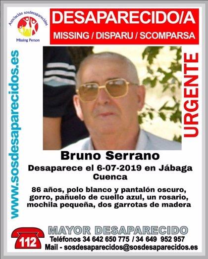Encuentran el cuerpo sin vida del anciano desaparecido hace una semana en Jábaga