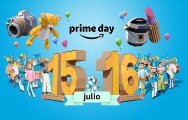 Comença el Prime Day 2019 d'Amazon amb més d'un milió d'ofertes durant 48 hores (AMAZON)
