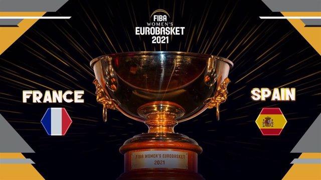 Francia y España organizarán el Eurobasket 2021