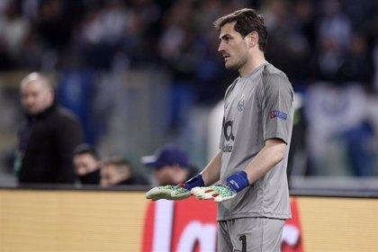 Casillas formará parte del cuerpo técnico del Oporto mientras sigue su recuperación