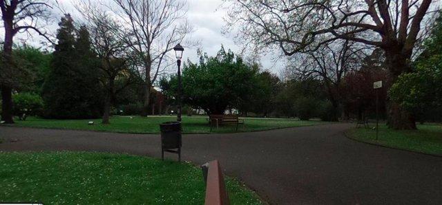 Parque de Ferrera de Avilés.