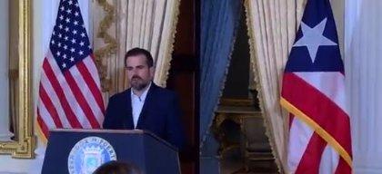 Revelan el contenido sexista, homófobo y ofensivo de un chat del gobernador de Puerto Rico con miembros de su gabinete