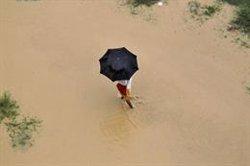 Augmenta a 65 el nombre de morts a causa de les inundacions al Nepal (JITENDRA PRAKASH / REUTERS - Archivo)