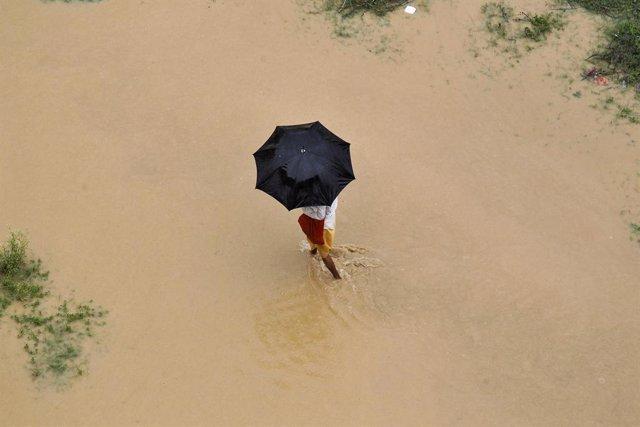 Nepal.- Mueren 17 personas por las lluvias e inundaciones provocadas por el monzón en Nepal