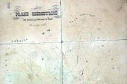 Mapa en restauració de Tiana