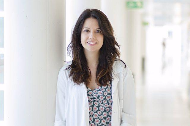 Marta Supervía, médico rehabilitador del Hospital Gregorio Marañón de Madrid.