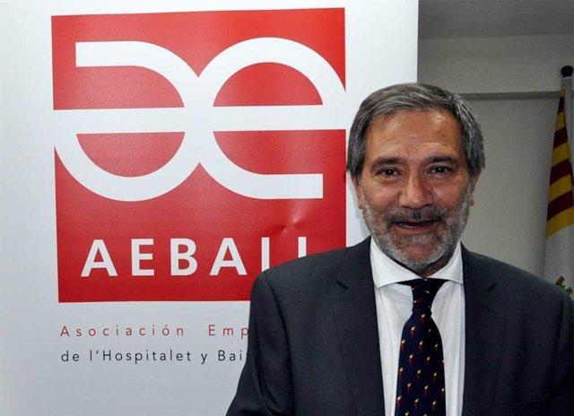 Santiago Ballesté, president d'Aeball.