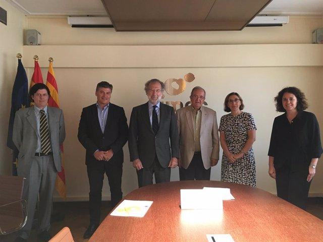 Pimec i Endesa renoven el seu conveni de collaboració