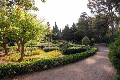 Los jardines de Marivent cierran este lunes hasta el próximo 15 de septiembre