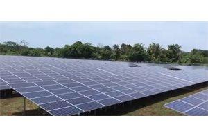 Corn Island, el archipiélago nicaragüense que estrena la planta de energía solar más grande de Iberoamérica