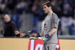 Casillas formarà part del cos tècnic del Porto mentre continua amb la seva recuperació (Giuseppe Maffia / SportPhoto24 / AFP7 / Europapres)