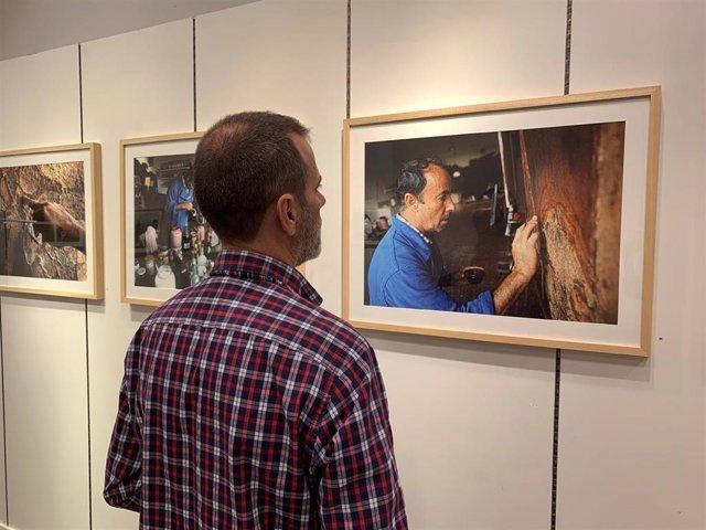 Exposición sobre el artista canario César Manrique