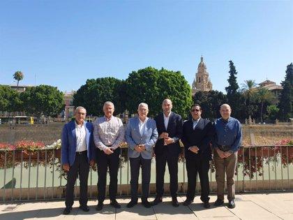 Ayuntamiento de Murcia y Cabildo de Cofradías encaran la promoción de la Semana Santa