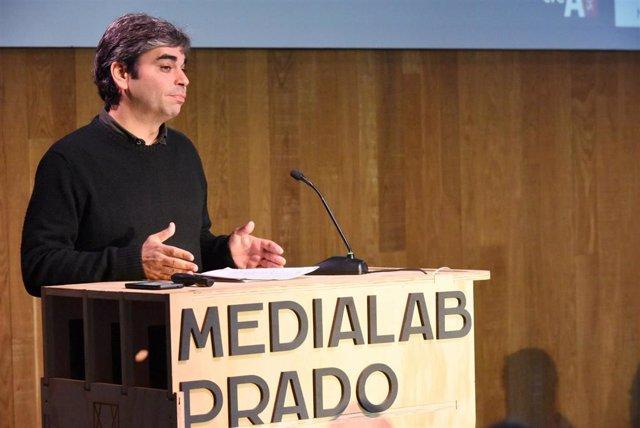 El concejal de Economía y Hacienda de Más Madrid, Jorge García Castaño.