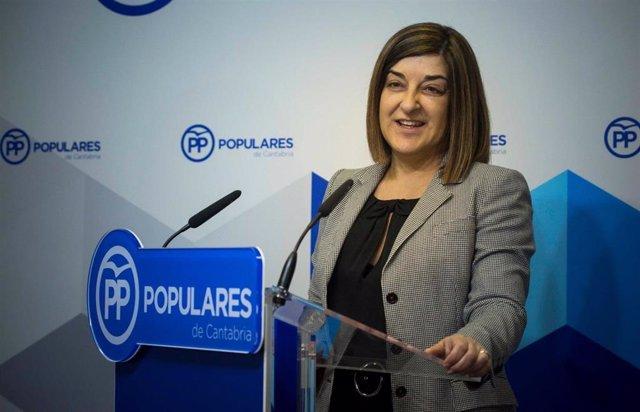 PP tendrá de portavoz en el Parlamento a Buruaga y propondrá a González Revuelta como vicepresidenta segunda de la Mesa
