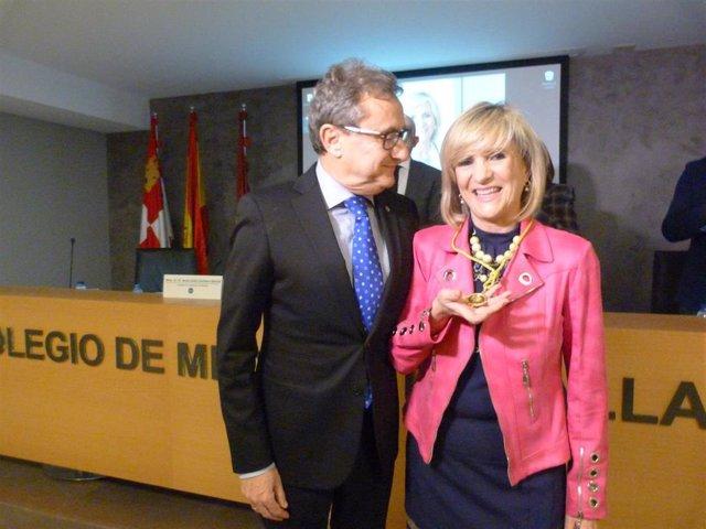 José Luis Almudí Alegre y Verónica Casado