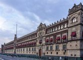Foto: ¿Qué detalles se conocen de la nueva residencia de López Obrador, el Palacio Nacional?