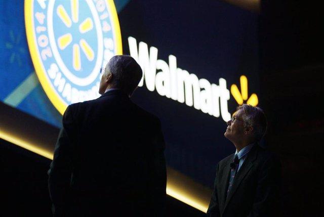 Local de la cadena estadouniense Walmart.