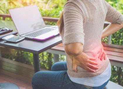 ¿Por qué te duele la espalda por la regla?