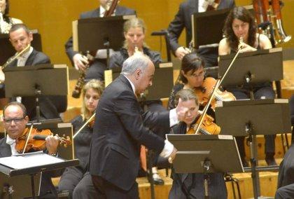 La Real Filharmonía de Galicia ofrece este viernes un concierto gratuito en San Martiño Pinario, en Santiago