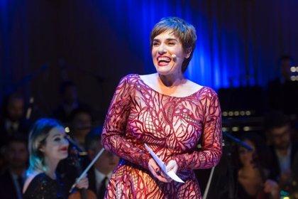 Anabel Alonso será la maestra de ceremonias en el 'Disney in Concert' del 8 de septiembre en el Teatro Romano de Mérida