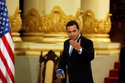 Morales advierte a la máxima corte de Guatemala que será su decisión acatar o no el veto al acuerdo migratorio con EEUU
