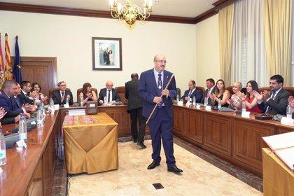 """""""El reto es que la banda ancha llegue al cien por cien de los pueblos de Teruel"""", afirma Manuel Rando"""