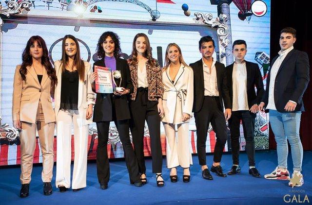 Alumnos de Cesine premiados