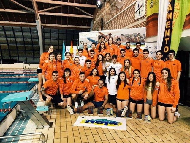 Club de natación y salvamento