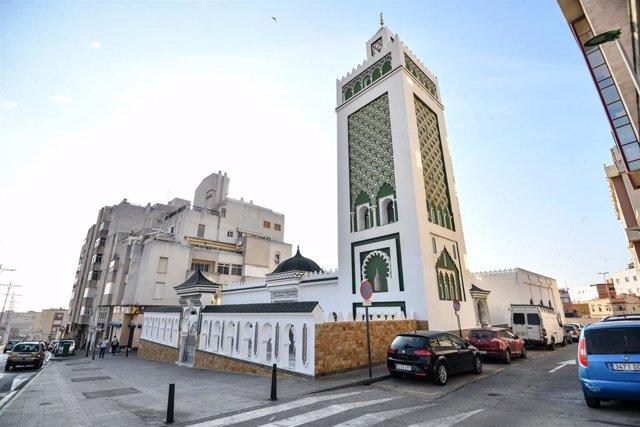 Disparan contra una de las principales mezquitas de Ceuta.