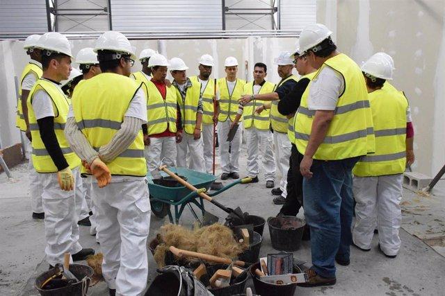 La Fundación Laboral de la Construcción formó a más de 3.200 trabajadores en CyL en 2018