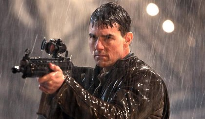 Amazon prepara la serie de Jack Reacher... sin Tom Cruise